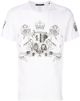 Billionaire printed T-shirt