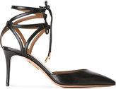 Aquazzura 'Uma' pumps - women - Leather - 39