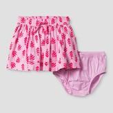 Cat & Jack Toddler Girls' A line Skirt - Cat & Jack Pink