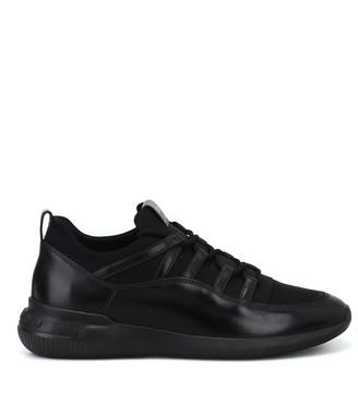 Tod's Low Top Lace-Up Sneakers