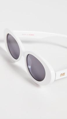 Le Specs x Solid & Striped Ditch Sunglasses