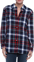 Equipment Signature Flannel Button Down