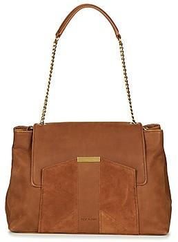 Nat & Nin CHIARA women's Handbags in Brown