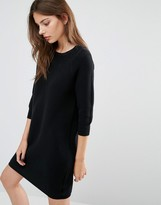 French Connection Mozart Knit Oversized Sweater Dress