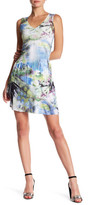 Komarov Layered Sleeveless Dress