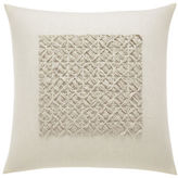 Vera Wang Winter Blossoms Decorative Pillow