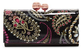 Ted Baker Allthea Treasured Trinkets Print Leather Matinee Wallet