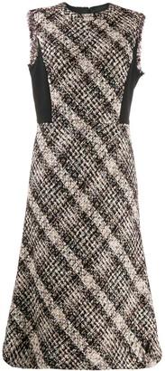 Tory Burch tweed pencil dress
