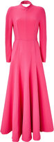 Emilia Wickstead Silk L Finale Dress