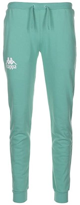Kappa Authentic Cailo (Green Water/White) Women's Casual Pants