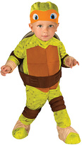 Rubie's Costume Co TMNT Michelangelo Dress-Up Outfit - Toddler