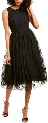 Isabel Garcia Lace A-Line Dress