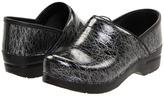 Dansko Professional Specialty Patent (Black Scribble Patent) - Footwear