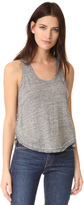 Derek Lam 10 Crosby Embellished Tank Top