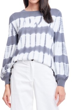 Fever Tie-Dyed Sweater