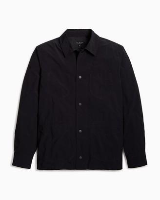 Rag & Bone Mace shirt jacket - nylon blend