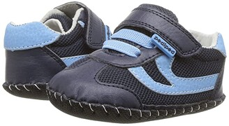 pediped Cliff Original (Infant) (Navy Sky) Boy's Shoes