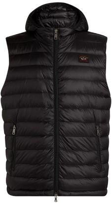 Paul & Shark Quilted Logo Gilet
