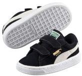 Puma Suede 2-Strap Kids Sneakers
