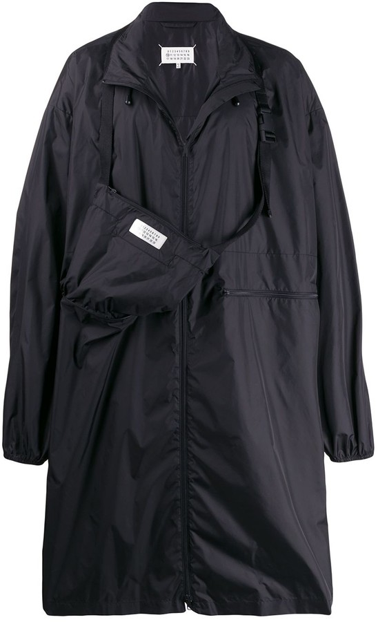 Maison Margiela crossbody bag sports jacket