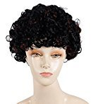 Curly African American Synthetic Hair Wigs Best Synthetic Female Wig Short Hair Wig for Black Women