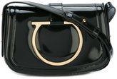 Salvatore Ferragamo 'Sabine' shoulder bag - women - Patent Leather - One Size