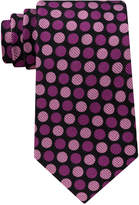 Sean John Men's Two Color Dot Tie