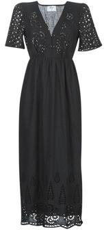 Betty London MARTI women's Long Dress in Black