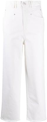 Isabel Marant Naliska cropped jeans