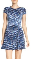 BCBGMAXAZRIA Women's Fit & Flare Dress