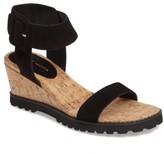 Pelle Moda Women's Rian Wedge Sandal