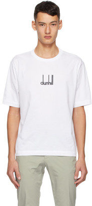 Dunhill White Legacy T-Shirt