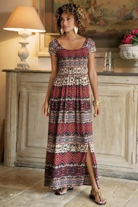 Soft Surroundings Women Macelo Maxi Dress