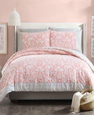 Jessica Simpson Coral Gables 3-Piece Full/Queen Comforter Set Bedding