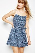 Jack Wills Dress - Carbana Floral Print Cotton