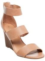Merona Women's Karlyn Quarter Straps Wedge Sandals
