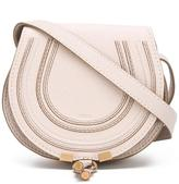 Chloé Mini Marcie cross-body bag - women - Leather - One Size