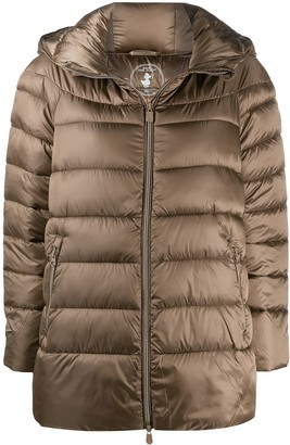Save The Duck D4696W IRISY hooded puffer jacket