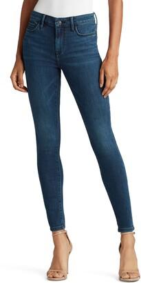Sam Edelman The Kitten High Waist Ankle Skinny Jeans