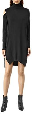 AllSaints Cecily Dress, Black