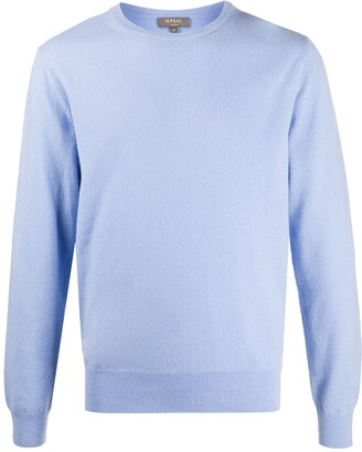 N.Peal Crew Neck Cashmere Jumper