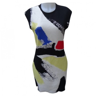 Celine Multicolour Viscose Dresses