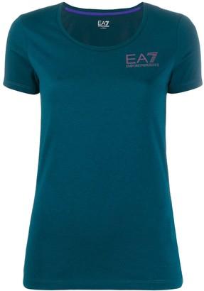 EA7 Emporio Armani short sleeve T-shirt