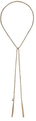 Carolina Bucci 18kt yellow gold Lucky Virtue necklace