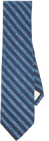The Hill-Side Panama Stripe Tie