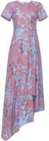 Jonathan Saunders Embroidered Polly Dress