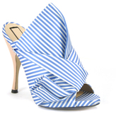 N°21 8254 - Striped Heel Slide