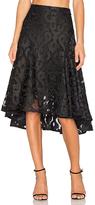 Thurley Baroque Beauty Skirt in Black. - size 6/XS (also in )