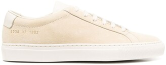 Common Projects Lace-Up Low-Top Sneakers
