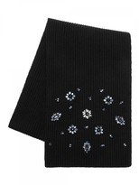 Draper James Franklin Embellished Scarf